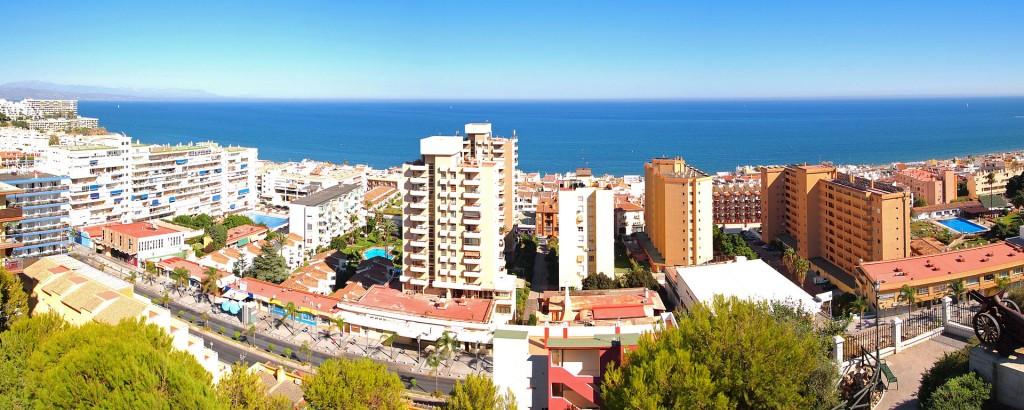 Torremolinos kurortas prie Malagos