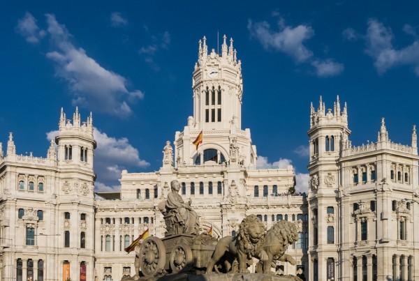 Madrido lankytinos vietos