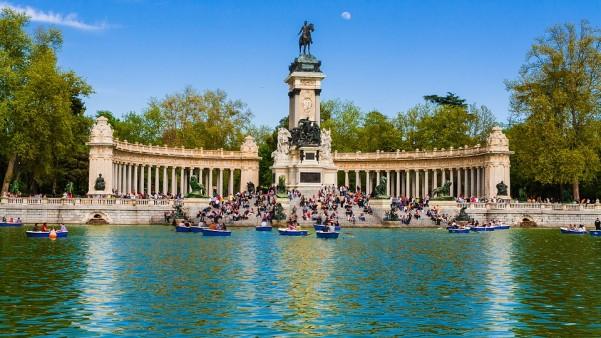 Pramogos Madride