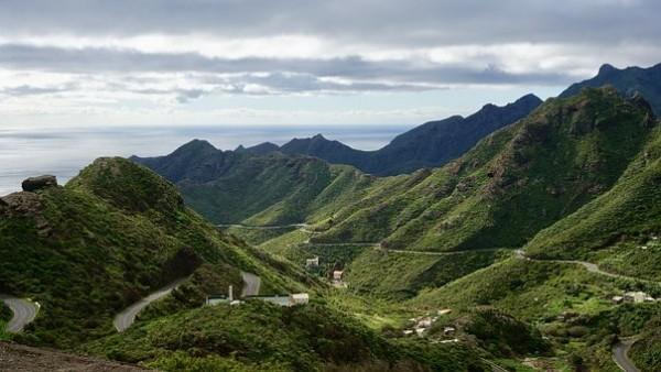 Tenerifės kalnai