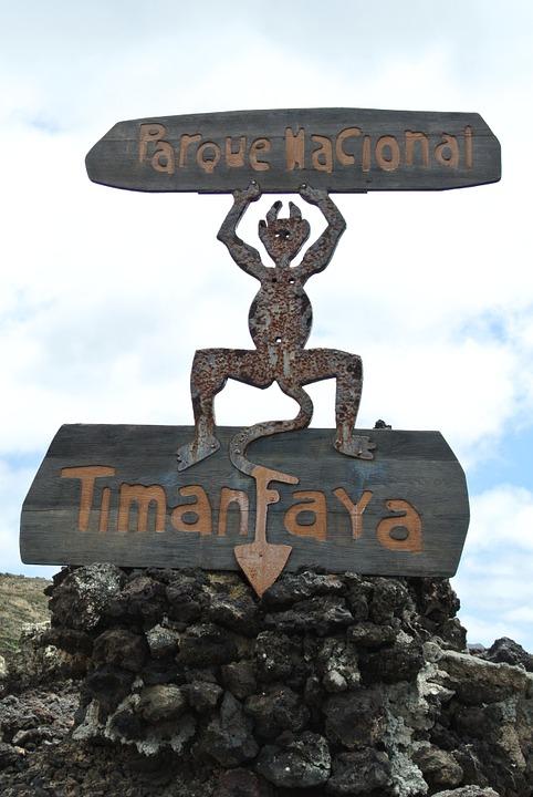 Timanfaya parkas