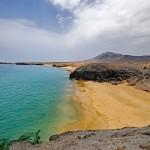 Lanzarotės paplūdimiai